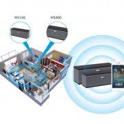 Wi-Fi Speaker structure