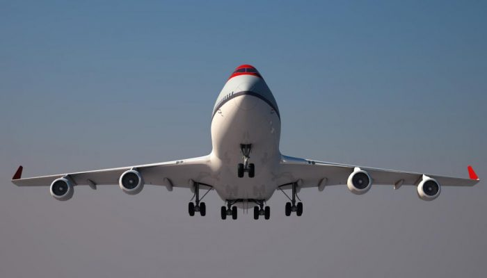 large-jumbo-jet-is-landing