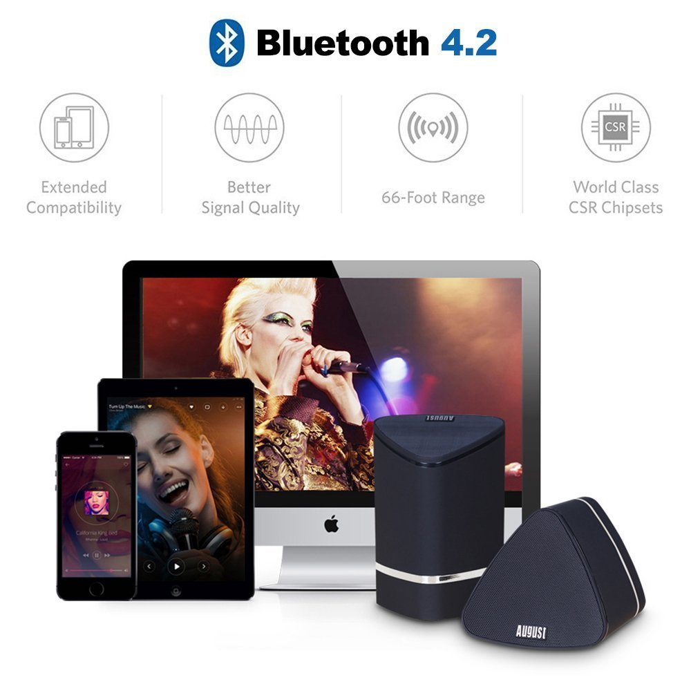 What is True Wireless Stereo? August International Blog